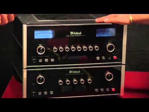 McIntosh C50 And C48 32bit Pre-Amp For High Quality USB M...
