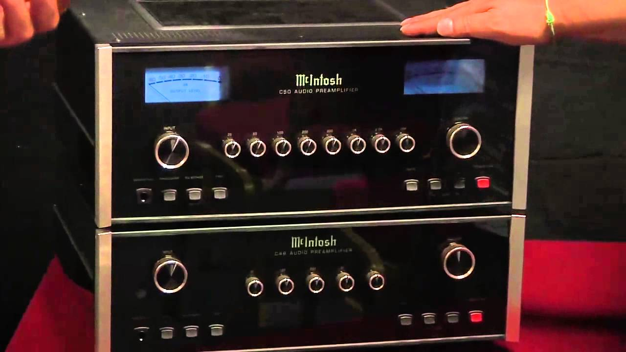 McIntosh C22 Stereo Preamp ULTIMO Tube Set Genalex Gold Lion Preamps Our Best!