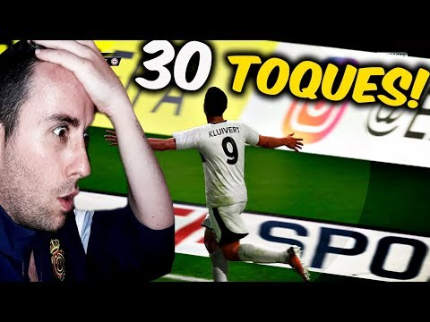 30 TOQUES PARA HACER EL GOL DEL AÑO!! EL PARMA DEBUTA EN LA SERIE A! | FIFA 18 Modo carrera