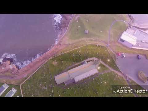 Newbiggin by the sea Northumberland