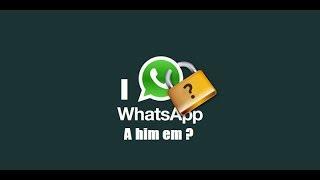 WhatsApp Privacy?