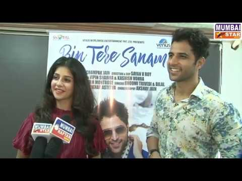 Bin Tere Sanam Song Star Vipin Sharma And Kashish Vohra Exclusive Interview On Song