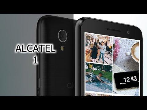 ОБЗОР | Alcatel 1