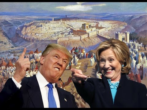 Temple Talk Radio: Trump, Clinton & the G-d of Israel: In Whom Is Our Faith?
