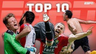 TOP 10   Play-Off-sensaties