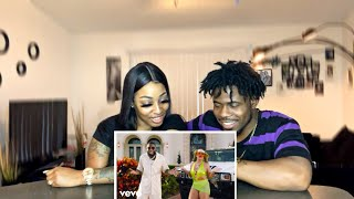 Mulatto ft. Gucci Mane - Muwop (REACTION VIDEO)