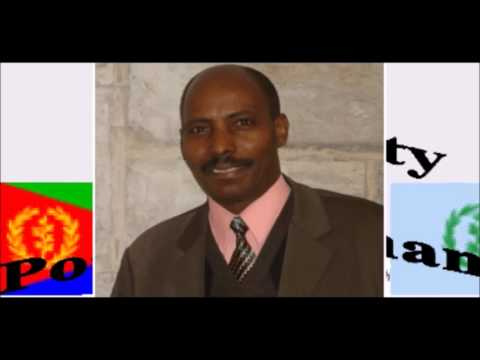 Dr  Gebre of EPDP Hosted by Radio Voice of Eritrea Speaks on the Issue of Eritreans in Diaspora