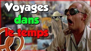 6 histoires de VOYAGES dans le TEMPS