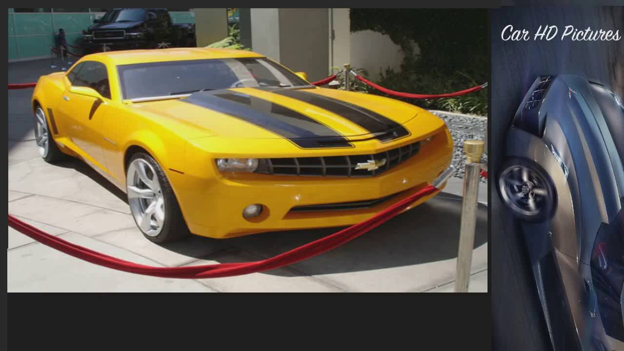 2006 camaro concept