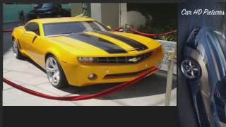 2006 Chevrolet Camaro Concept Youtube