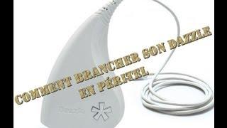 Comment brancher son Dazzle en péritel avec console sur TV tube cathodique
