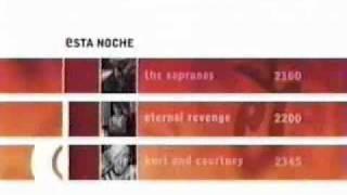HBO Latin America 2000
