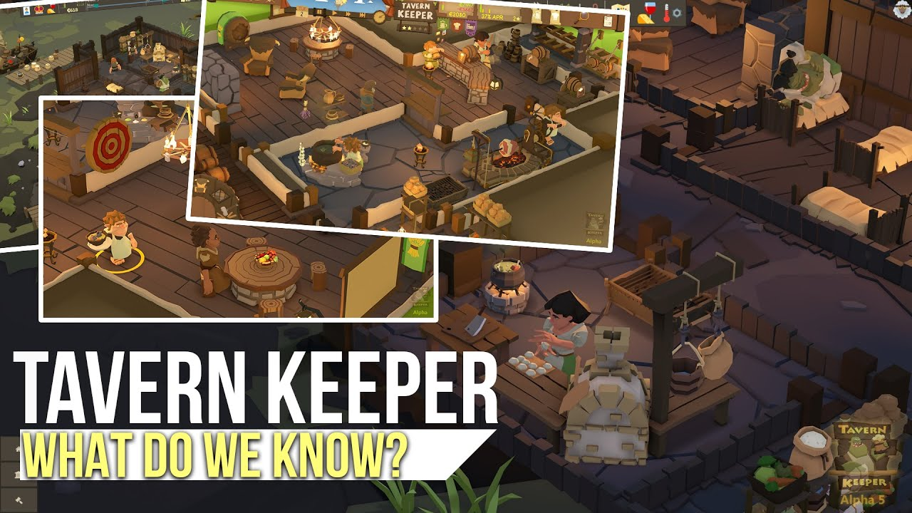 Tavern Keeper: NEW game coming soon!