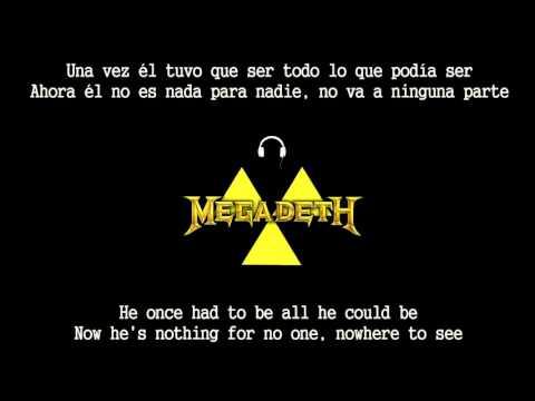 Megadeth - Take No Prisoners Lyrics & Letra en Español