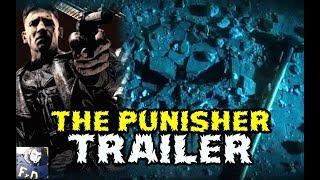 THE PUNISHER NETFLIX TRAILER - videoreaccion , critica y opinion - EL CASTIGADOR - MARVEL