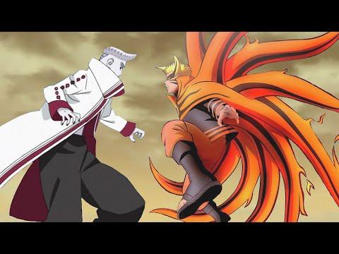 Download Boruto Episode 217 English Sub - Naruto Baryon Mode vs Isshiki Otsutsuki Full Fight