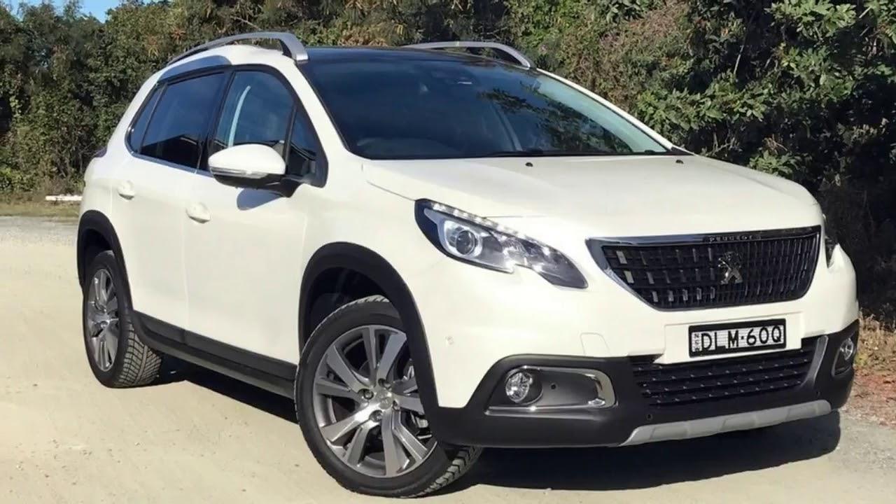 Peugeot 2008 2018 : new peugeot 2008 allure 2018 new car youtube ~ Medecine-chirurgie-esthetiques.com Avis de Voitures
