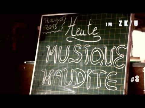 MUSIQUE MAUDITE #8 - im ZK/U (No Surprises - Radiohead Cover)
