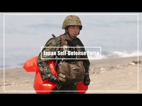 Japan Self-Defense Force 2017