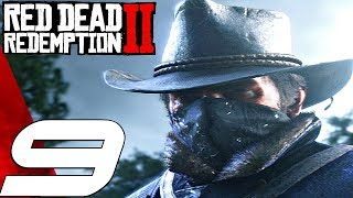 Red Dead Redemption 2 - Gameplay Walkthrough Part 9 - Italian Mafia & Rich Party (PS4 PRO)