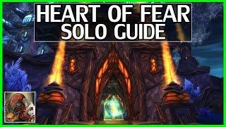 Heart of Fear Solo Guide - WoW Legion
