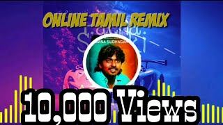 Pacha Sirukki gana remix song from gana suthagar