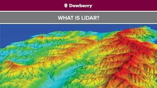 What is LiDAR?