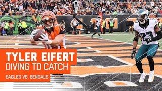 Bengals Big Drive Ends with Tyler Eifert