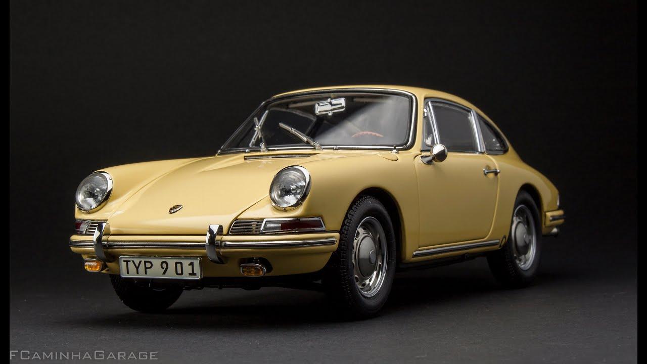 Porsche Type 901 - FCaminhaGarage 1/18 - YouTube