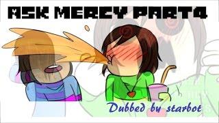 【undertale】Ask Mercy 第四集 中文字幕