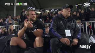 All Blacks rout South Africa to claim Rugby Championship