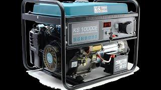 Однофазный бензиновый генератор Konner&Sohnen KS 10000Е(, 2016-03-29T13:21:11.000Z)