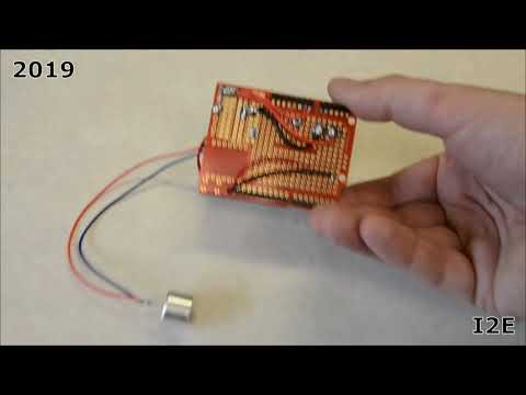 Ultrasonic levitation 40kHz. Part 1. ATmega328P, L298N