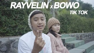 bowo-tik-tok-shooting-video-clip-rayvelin-little-venicepuncak-vlog