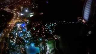 DJI Phantom Vision 2 Burj Al Arab 2014