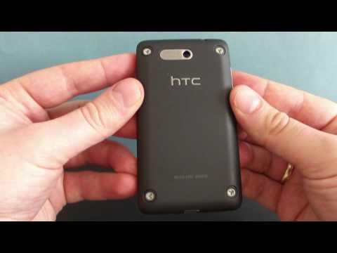 HTC HD mini - unboxing, hands-on, demo, HTC HD mini vs. HTC HD