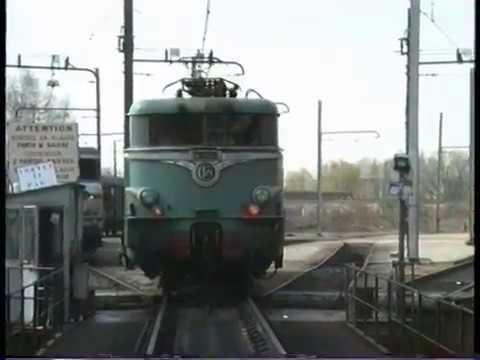 Dépôt de Villeneuve St Georges 1992 : 1998