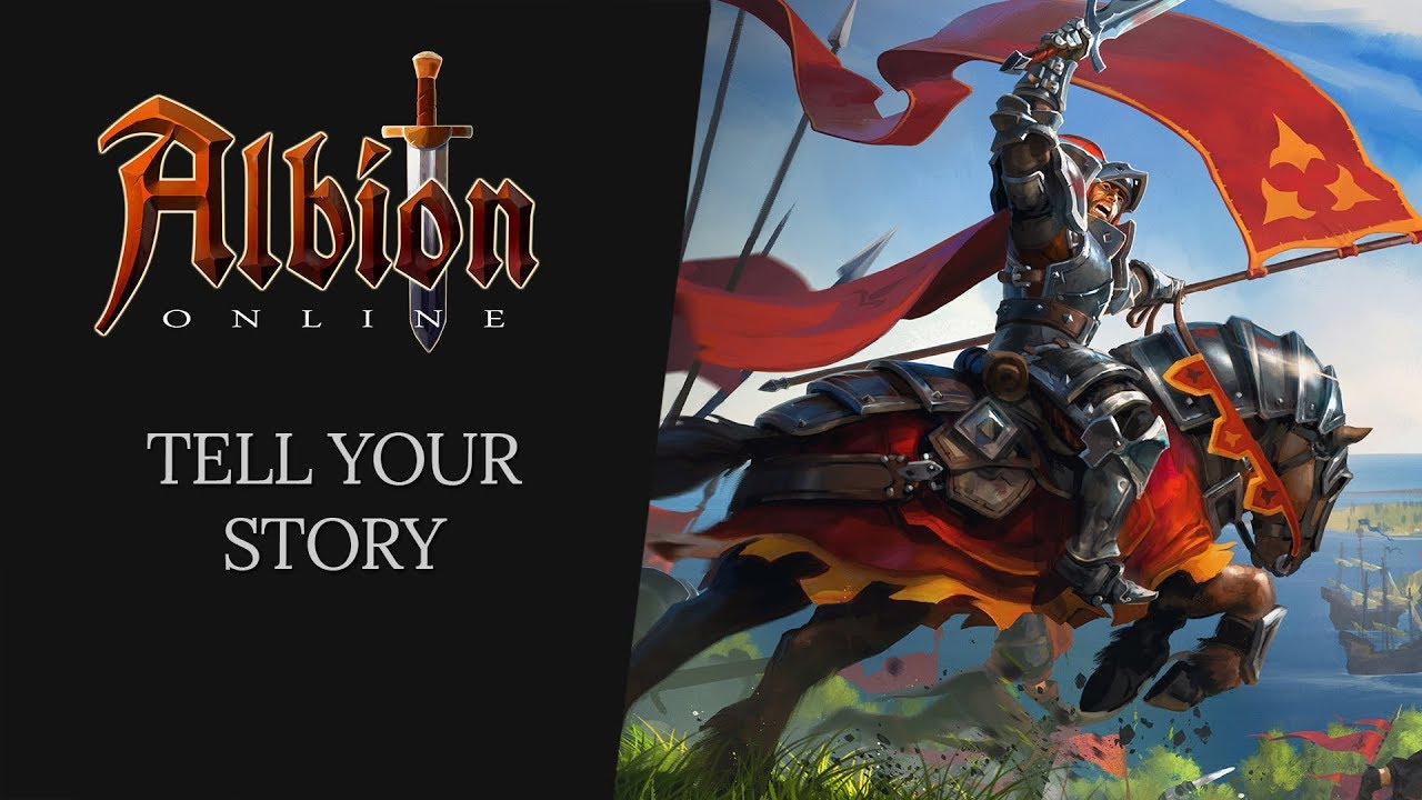 The Fantasy Sandbox MMORPG | Albion Online