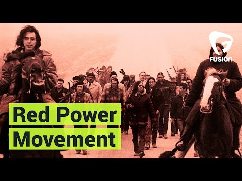 What Is The Red Power Movement?