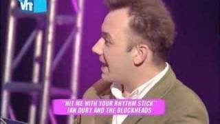 Buzzcocks - Bob Mortimer Describing Song Meanings