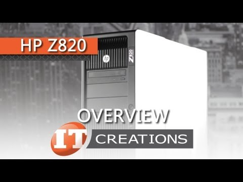 Desktop HP Z820 workstation | Bitset d o o