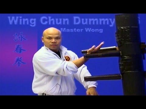 Wing Chun kung fu - Wing Chun Dummy 116