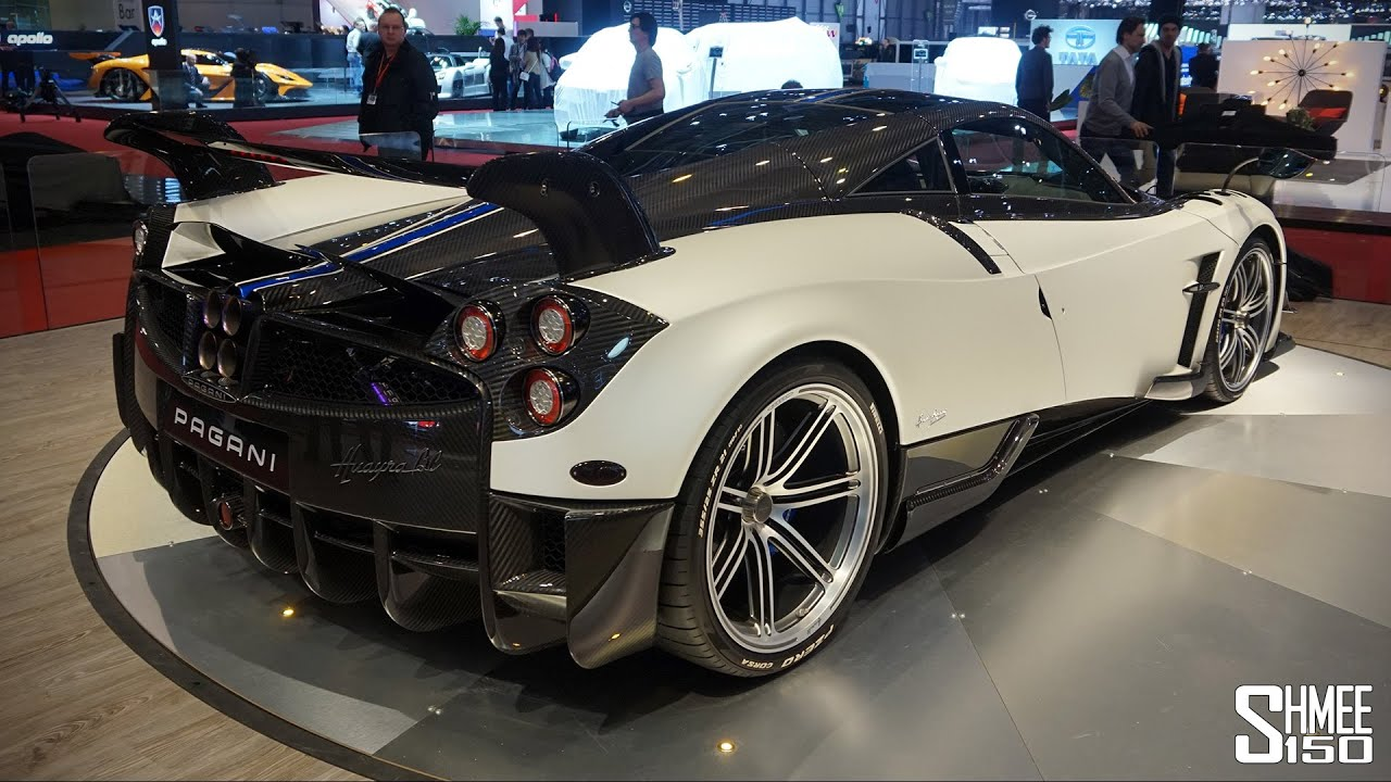 first look pagani huayra bc geneva 2016 youtube. Black Bedroom Furniture Sets. Home Design Ideas