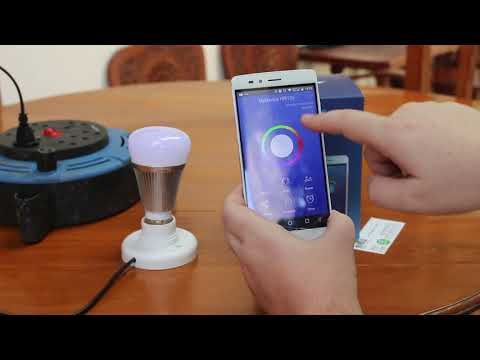 Sonoff B1 Smart Light Bulb Review - Part 1 : eWeLink Android