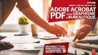 Initiation | Adobe Acrobat, PDF entre graphisme et bureautique thumbnail