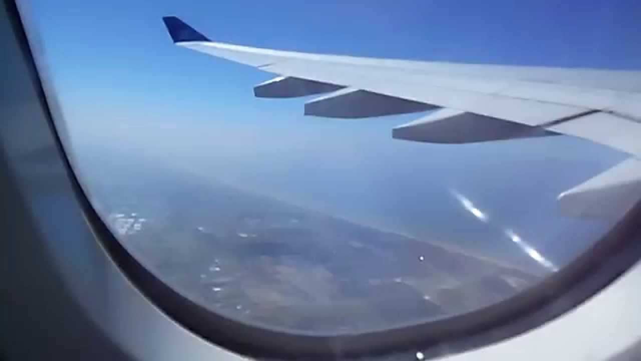 Air Transat A330 200 Take Off At Amsterdam Youtube