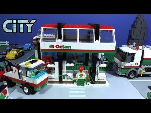 LEGO City Service Station 60132