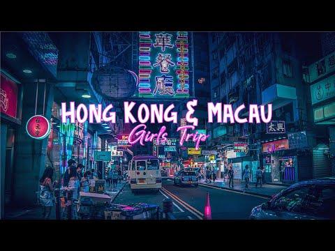 [Hong Kong/Macau] Girls Trip