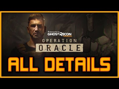 """""""PATCH NOTES"""" Operation Oracle 