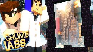 Minecraft: VIAJANDO POR DIMENSÕES! (Chume Labs 2 #2)